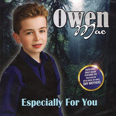 Mac Owen-Especially For You (US IMPORT) CD NEW