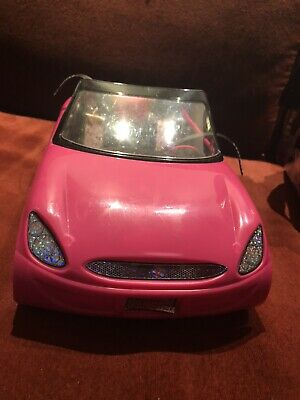 Barbie's Pink Convertible Car - Excellent Condition - Barely Played With