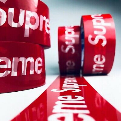 SUPREME tapes sticker adhesive hyper beast  OFFWHITE BAPE