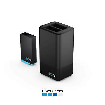 GoPro Genuine Official MAX Dual Battery Charger + Battery AU Retailer Invoice