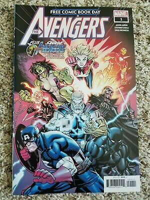 Free Comic Book Day - The Avengers - 2019