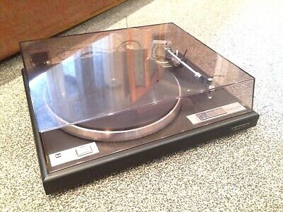 Dual CS5000 Turntable Record player 3 speed, belt drive Concept Top of The Range