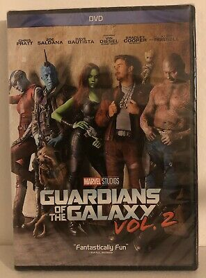 Marvel Studios Guardians of the Galaxy Vol. 2  DVD BRAND NEW SEALED