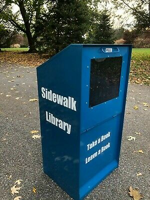 Deluxe Sidewalk Library - Largest on the Market