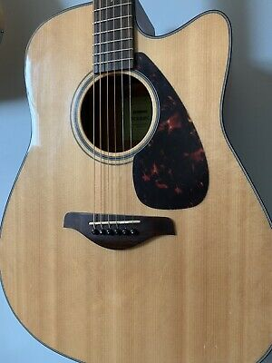 Yamaha FGX800C Acoustic Electric Guitar (Used)