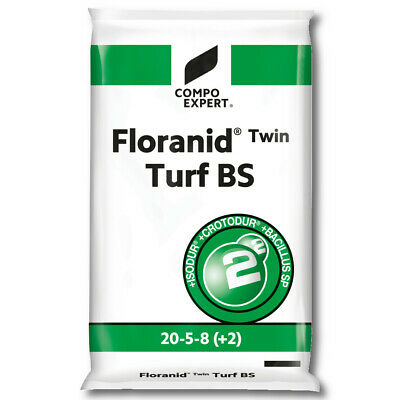 COMPO EXPERT® Floranid® Twin Turf BS 25 kg Profidünger Langzeitdünger