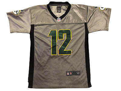Aaron RODGERS #12 Green Bay Packer NFL Jersey 2013 - Shadow Limited Edition M