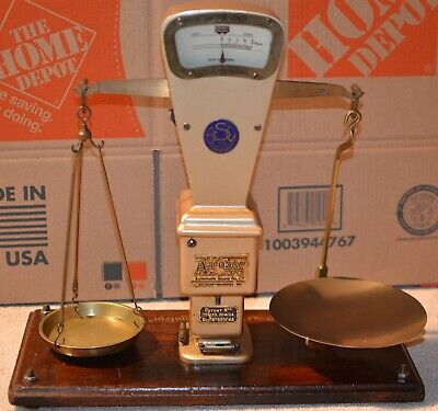 Rare Autobac No.501 True Weight System scale