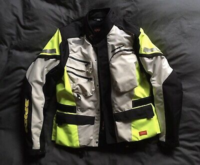 Spidi 4Season H2Out Motorcycle Textile Jacket