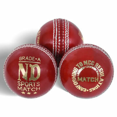 Palle Sport Cricket WonderBall Junior 2 x Colour Red or Pink Size