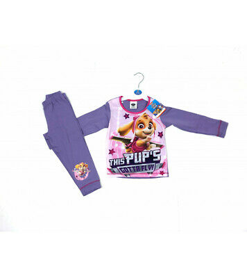 Paw Patrol Girls & Boys Pyjama Set