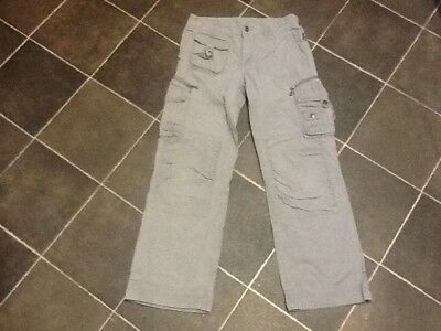 Girls TED BAKER Cargo/Combat Pants/Jeans , size 10 yrs