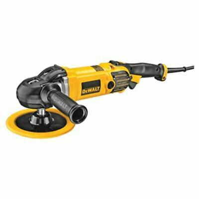 """Dewalt 7""""/ 9"""" Electronic Polisher with Protective Cover DWP849X"""
