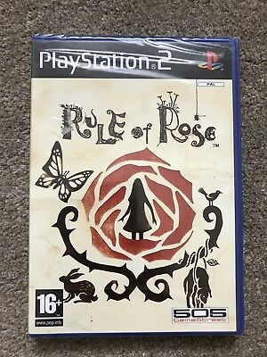 PlayStation 2 Game: Rule Of Rose (Excellent Factory Sealed Condition) PS2