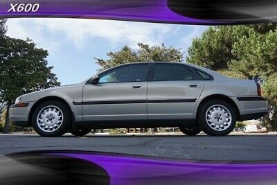 2000 Volvo S80 2.9 49000 Miles 1 OWNER Volvo S80 Silver with 49,201 Miles, for sale!