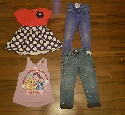 *F*A*B* Girl Jeans *dress*top* 2-3 Years *Next*My little Pony