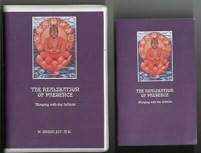The Realization of Presence Merging with the Infinite W. Brugh Joy Audio + Book
