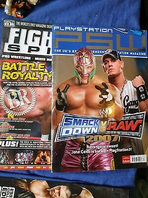 special edition magazines featuring WWE superstars asnew condition.