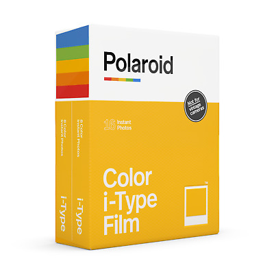 Polaroid Originals Color Film for i-Type - Double Pack (2 Color)