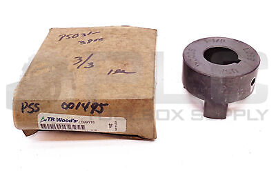 "New Tb Woods L099118 1-1/8"" Jaw Coupling L099"
