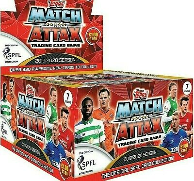 Match Attax Spfl 19/20 Teams / Subsets - Pick / Choose