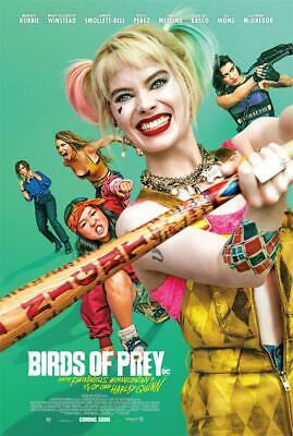 Movie Birds of Prey And the Fantabulous Emancipation of One Harley Quinn Poster