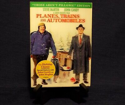 Planes, Trains and Automobiles (DVD, 2009, Those Arent Pillows Edition)