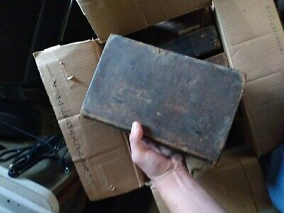 1800s Authentic Vintage Bible Teachings Set Family Antique