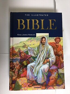 Illustrated King James version Bible