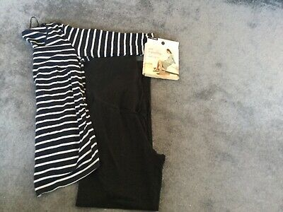 Maternity Clothes Bundle Size 16 - Trousers, Top & Tights