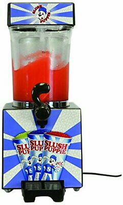 Slush Puppie Slushie Maker Machine with Instuctions UK Plug - Frozen Cocktails
