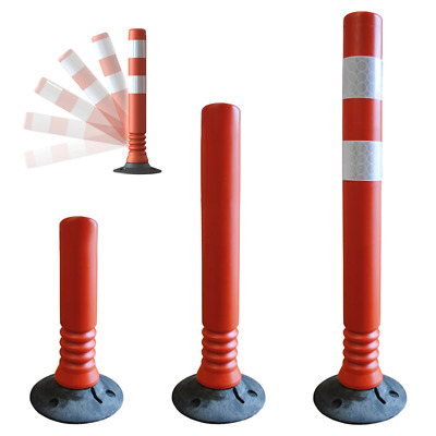 Flexi Cylinder Delineator Post - Road Traffic Management Safety Bollards