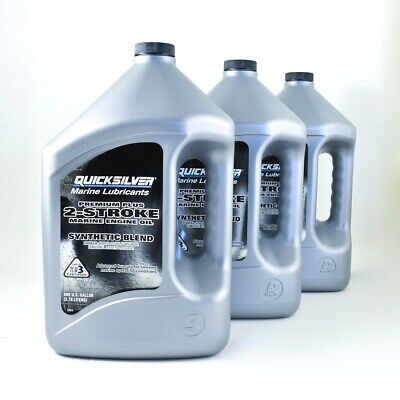 OMC Pint XD30 2 Cycle Outboard Oil 764347 BRP Evinrude Johnson TCW3