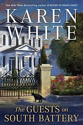 The Guests on South Battery (Tradd Street) by White, Karen in Used - Very Good