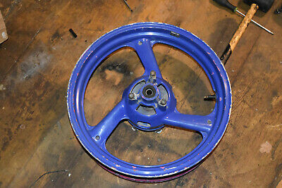 Yamaha tzr 125 rear wheel 3.50 x 17 tzr 250