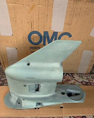 NOS OMC Evinrude Johnson Lower Unit Gearcase P/N 432280