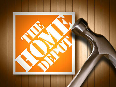 Home Depot Gift Card - $100