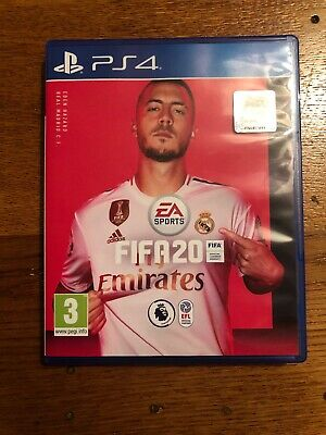Fifa 20 PS4 Standard Edition