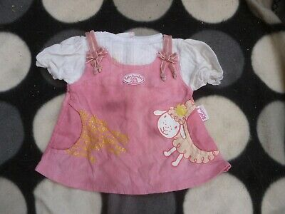 BABY ANNABELL Doll ~ OUTFIT Suit CLOTHES Dress