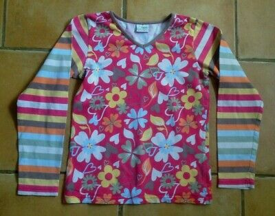 Next !! Age 9 - 10 Years !! Lovely Funky Multi Coloured Top !!