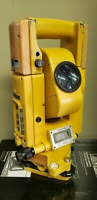 Topcon DT30 Digital Transit For Parts Only