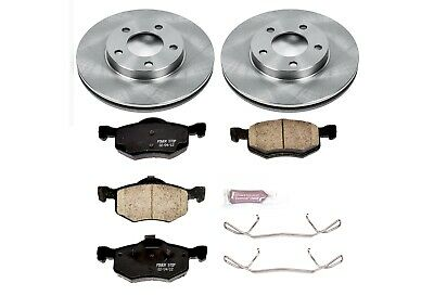 Autospecialty KOE1878 1-Click OE Replacement Brake Kit Power Stop