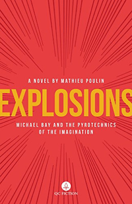 Mathieu Poulin-Explosions (US IMPORT) BOOK NEW