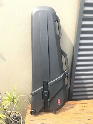 SKB Bass Safe Hard Flight Case
