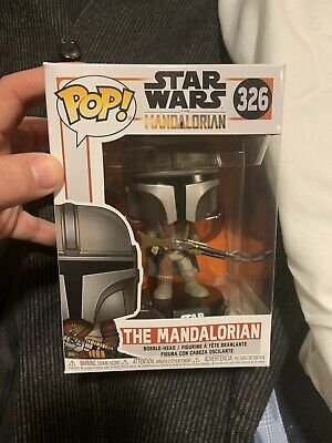 Funko Pop Star Wars The Mandalorian 326