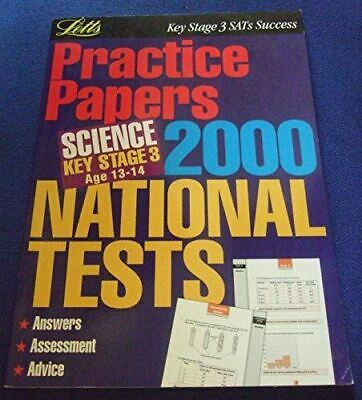 , Key Stage 3 National Tests Practice Papers: Science, Like New, Paperback