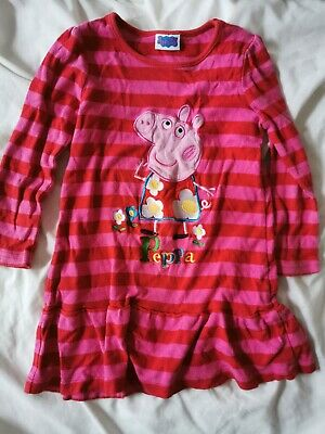 Girls 2-3 Years Peppa Pig Winter Dress