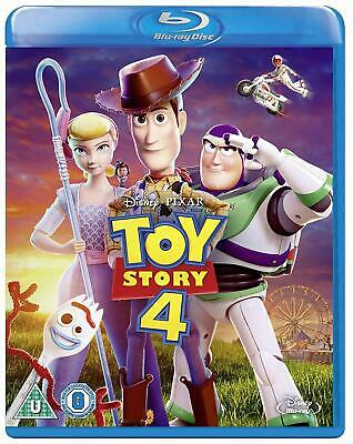 Toy Story 4 (2019) Blu-Ray - NEW, NOT SEALED - FAST & FREE UK DELIVERY