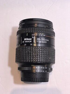 Nikon Zoom-NIKKOR 28-105mm f/3.5-4.5 AF-D Lens For D610 D750 D800 D810 D7000