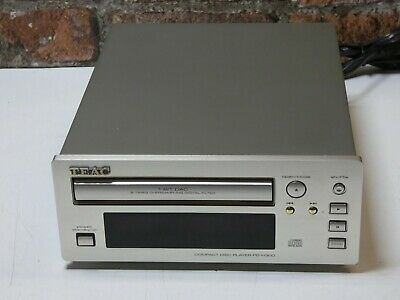 TEAC PD-H300 Very Light Gold Finish Reference 300 Series CD Compact Disc Player